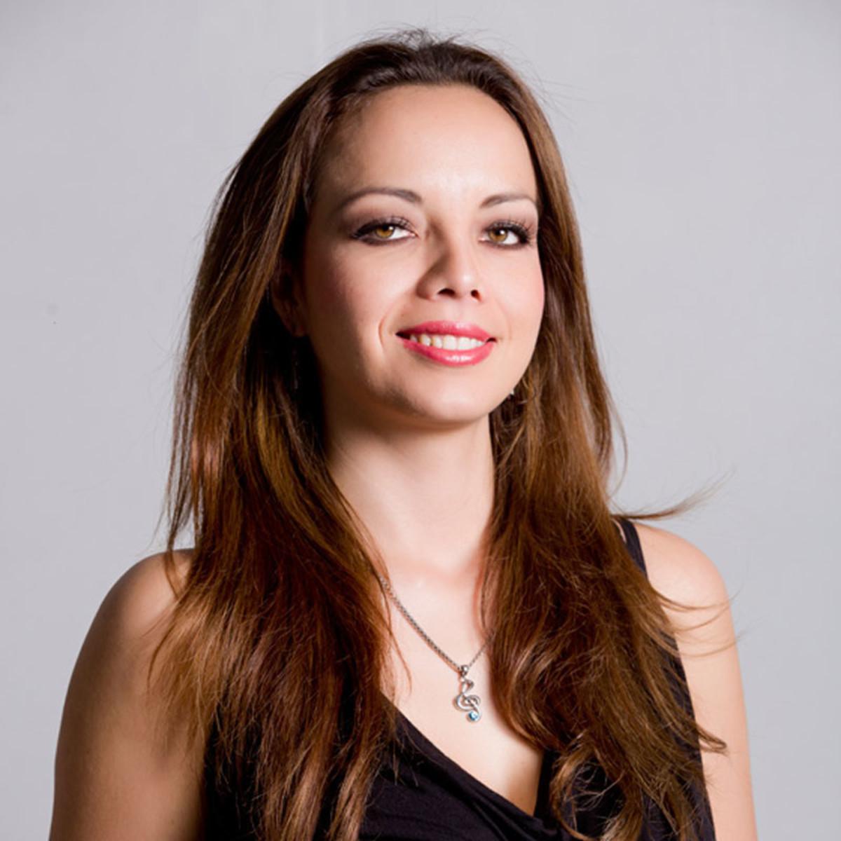 Erika Dipp - Certified IVA Teacher, Mexico City